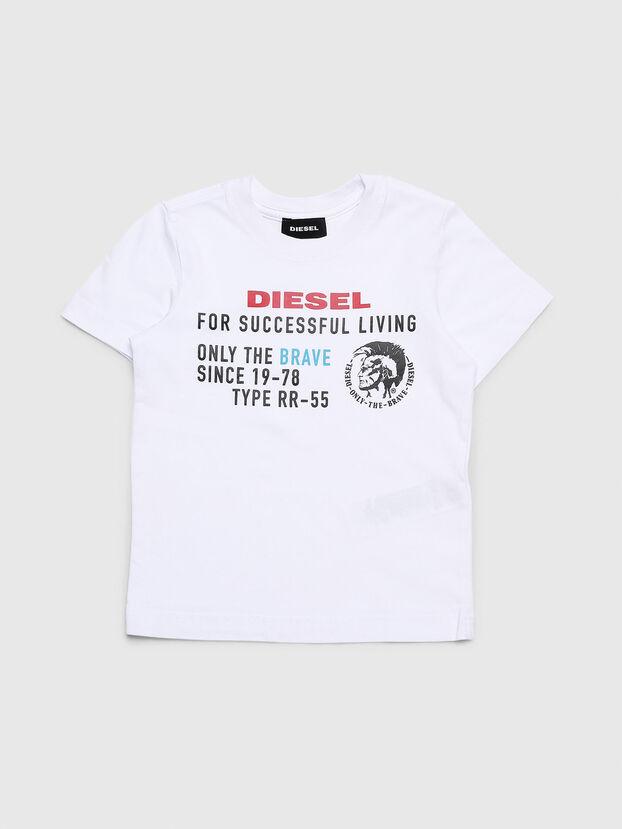 TDIEGOXB-R, Blanco - Camisetas y Tops