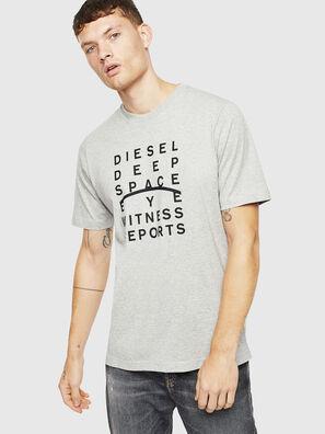 T-JUST-J5, Gris - Camisetas