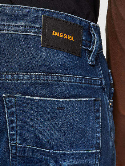 Diesel - Thommer 009JE, Azul Oscuro - Vaqueros - Image 4