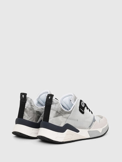 Diesel - S-BRENTHA LC, Gris Claro - Sneakers - Image 3