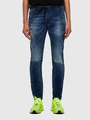 Krailey JoggJeans 069PL, Azul Oscuro - Vaqueros