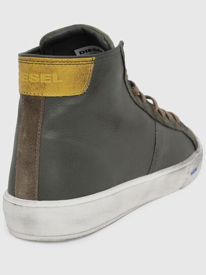 Diesel - S-MYDORI MC, Verde Militar - Sneakers - Image 5
