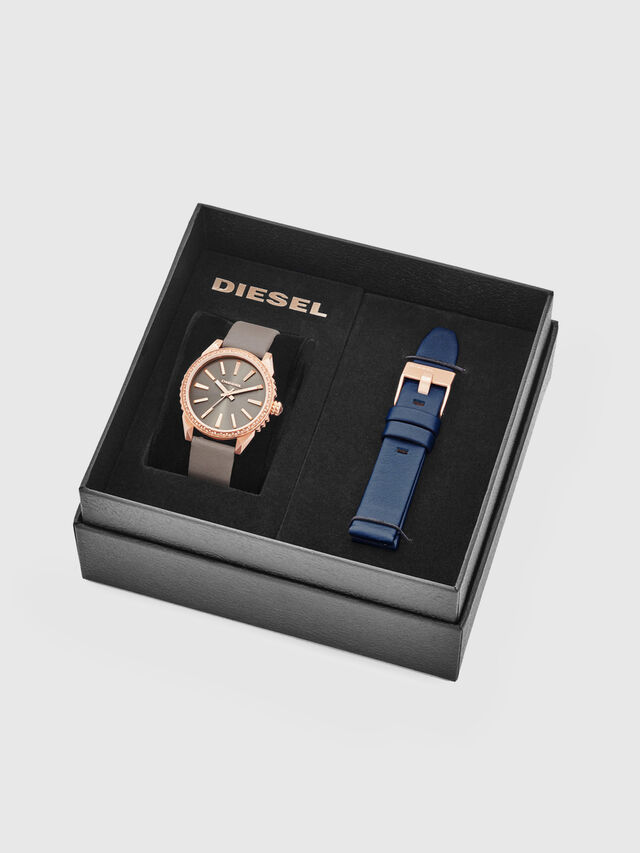 Diesel - DZ5563, Rosa - Relojes - Image 4