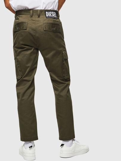 Diesel - P-JARED-CARGO, Verde - Pantalones - Image 2