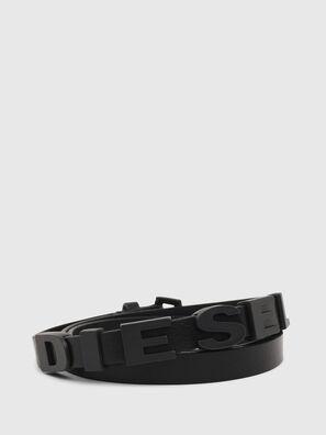 B-BOGO, Negro - Cinturones