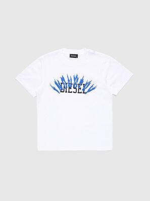 TDIEGOA10, Blanco - Camisetas y Tops