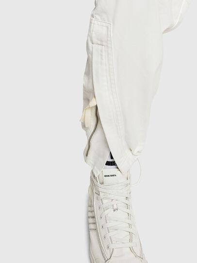 Diesel - P-LUKK, Blanco - Pantalones - Image 5