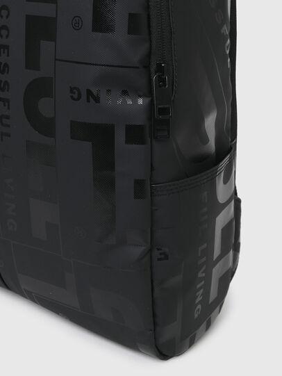 Diesel - X-BOLD BACK, Negro - Mochilas - Image 5