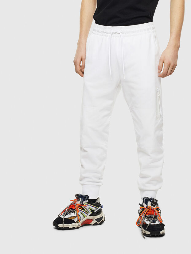 P-ORTEX, Blanco - Pantalones