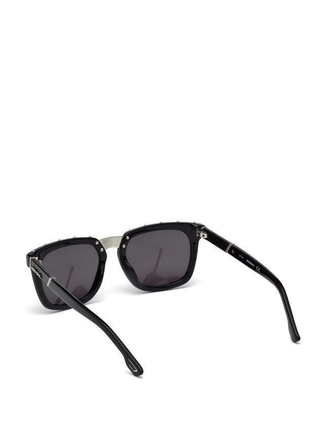Diesel - DL0212, Negro - Gafas de sol - Image 2