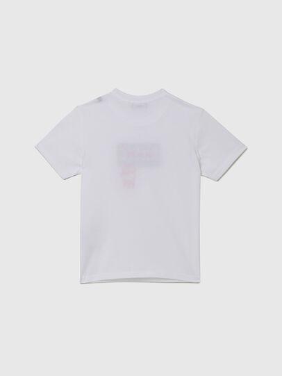 Diesel - TUDARICAT, Blanco - Camisetas y Tops - Image 2