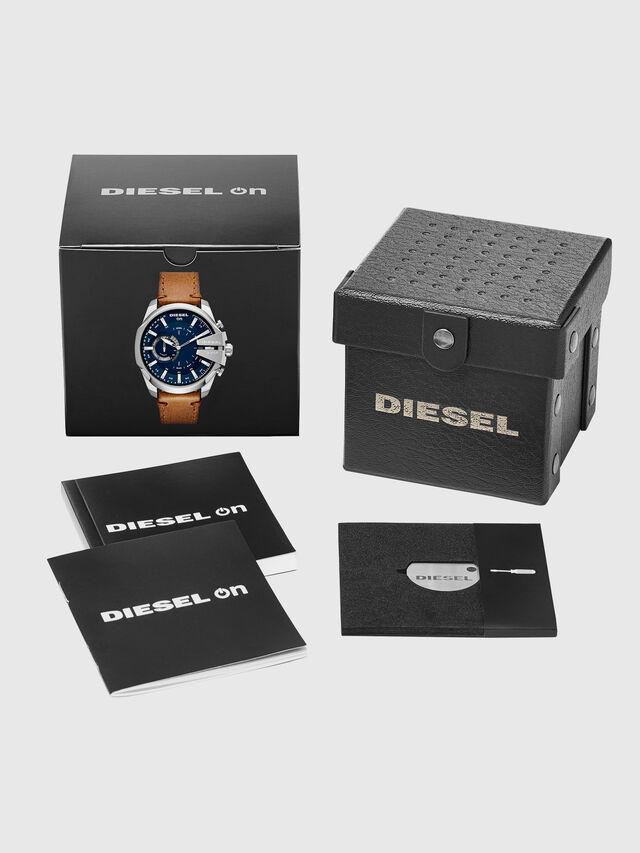Diesel - DT1009, Marrón - Smartwatches - Image 4