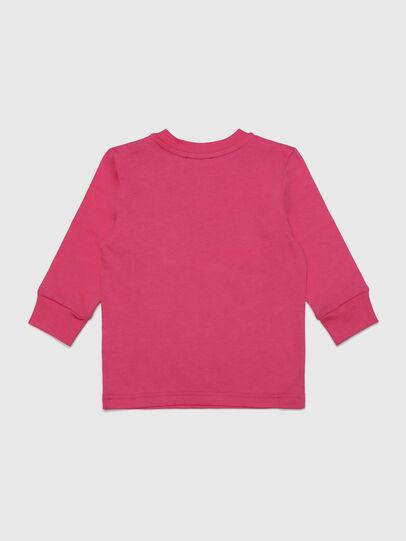 Diesel - TDIEGOCUTYB-FL ML, Rosa - Camisetas y Tops - Image 2