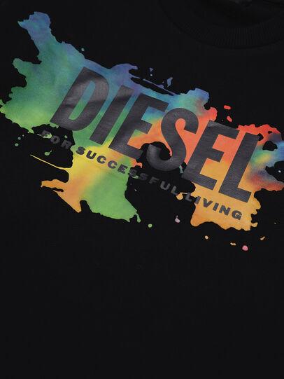 Diesel - DRAINBOW, Negro - Vestidos - Image 3