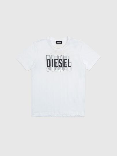 Diesel - TSILYDIESEL, Blanco - Camisetas y Tops - Image 1
