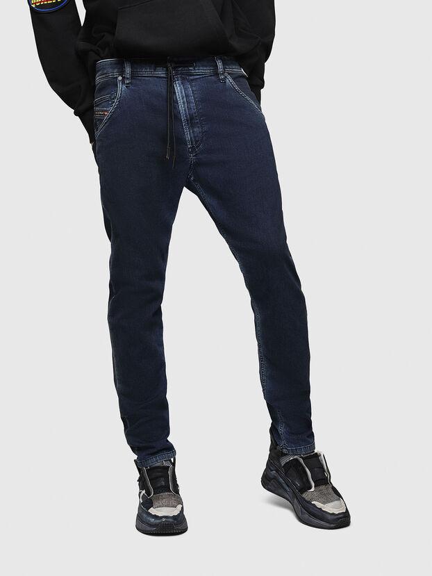 Krooley JoggJeans 069HY, Azul Oscuro - Vaqueros