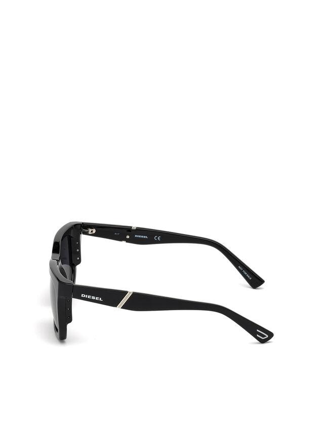 Diesel - DL0254, Negro - Gafas de sol - Image 3