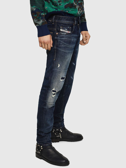 Diesel - Thommer 0890W, Azul Oscuro - Vaqueros - Image 5