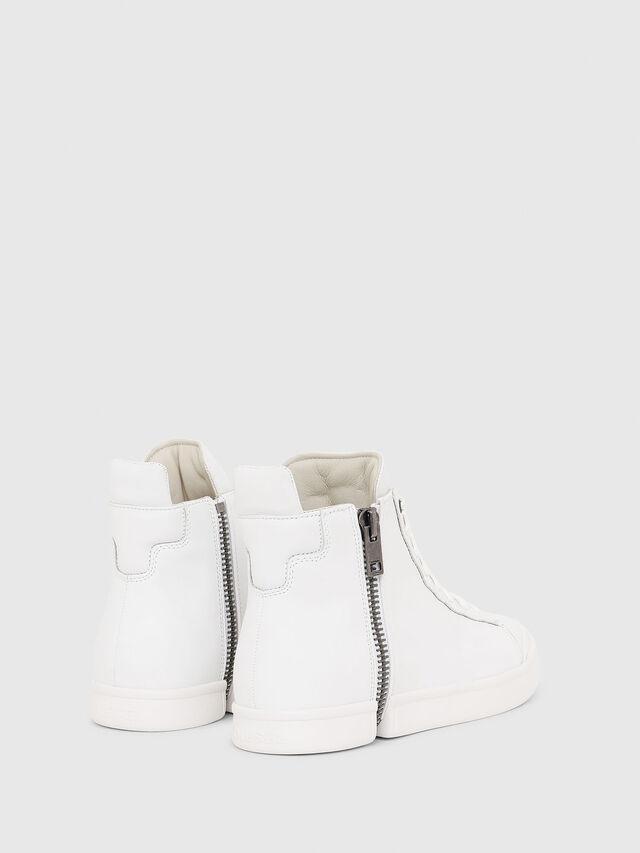 Diesel - S-NENTISH, Blanco - Sneakers - Image 3