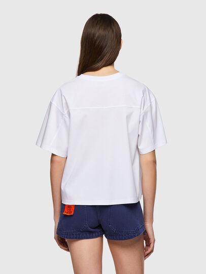 Diesel - T-BOWBOW, Blanco - Camisetas - Image 2