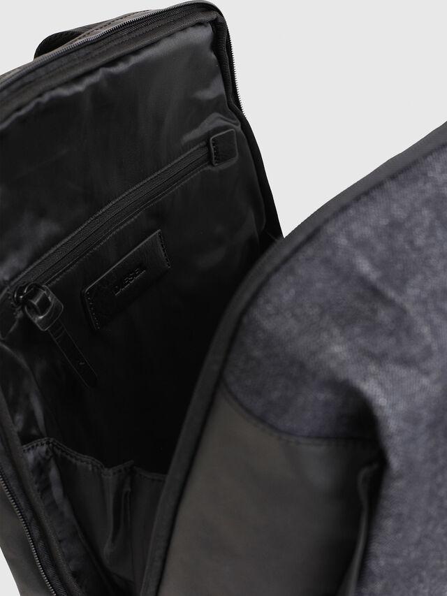 Diesel - D-SUBTORYAL BACK, Blue Jeans - Mochilas - Image 4