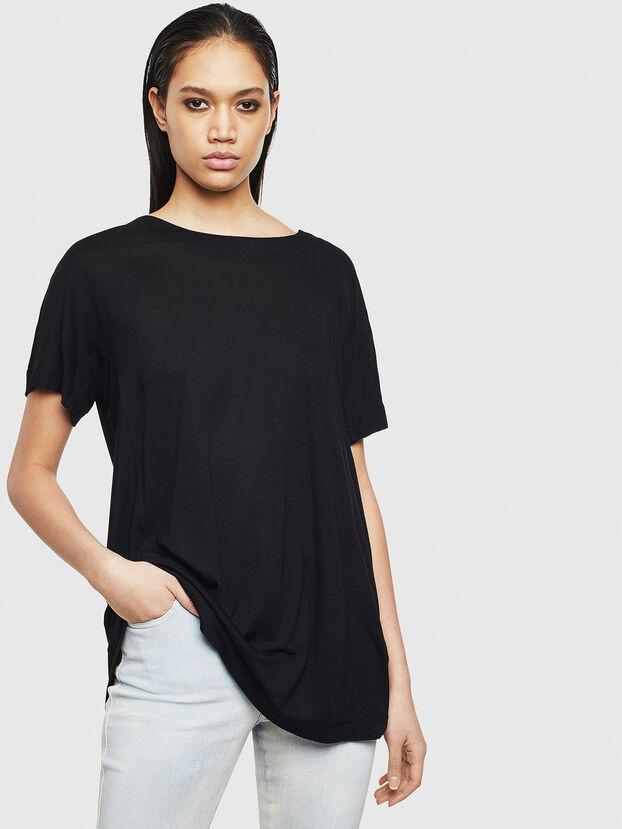 T-TOKY-S2, Negro - Camisetas