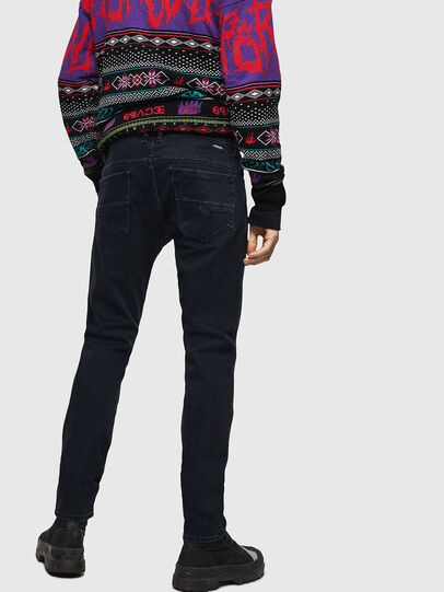 Diesel - Thommer 084NK, Negro/Gris oscuro - Vaqueros - Image 2