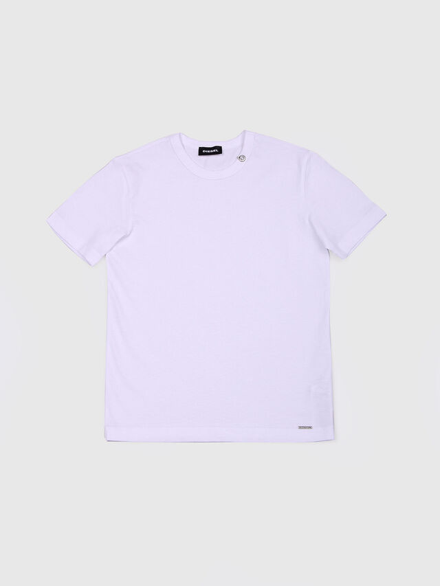 Diesel - TOCLE, Blanco - Camisetas y Tops - Image 1