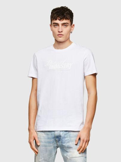 Diesel - T-DIEGOS-K45, Blanco - Camisetas - Image 1