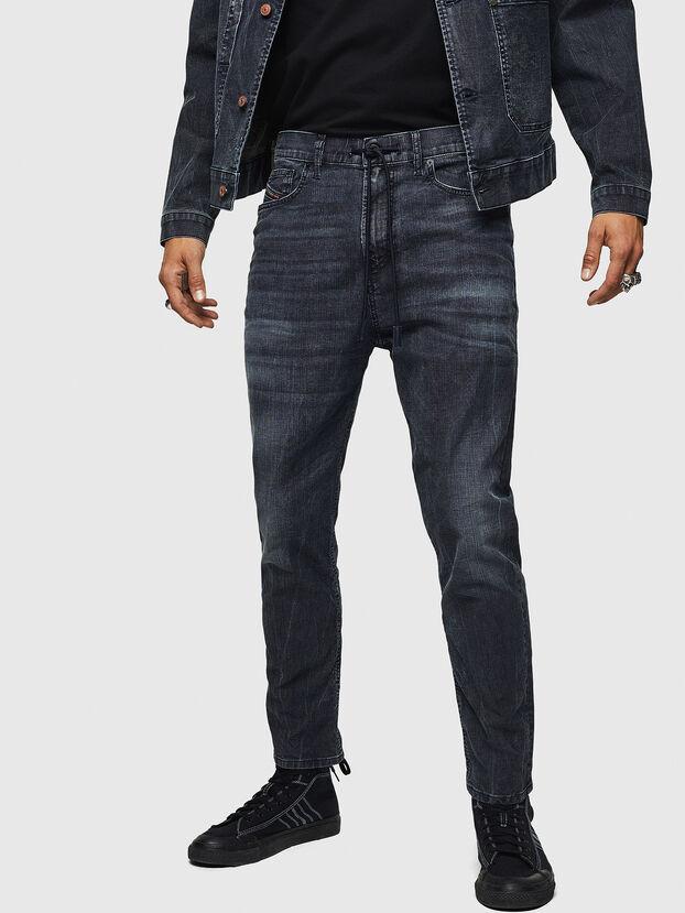 D-Vider JoggJeans 0090H, Azul Oscuro - Vaqueros