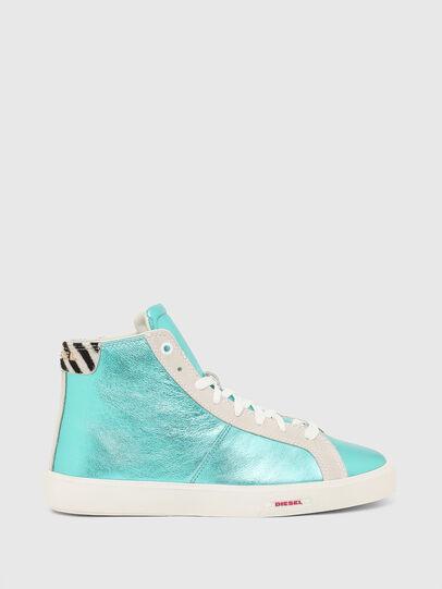 Diesel - S-MYDORI MC W, Celeste - Sneakers - Image 1