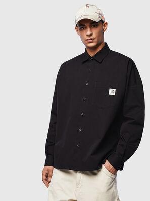 S-LOOMY, Negro - Camisas