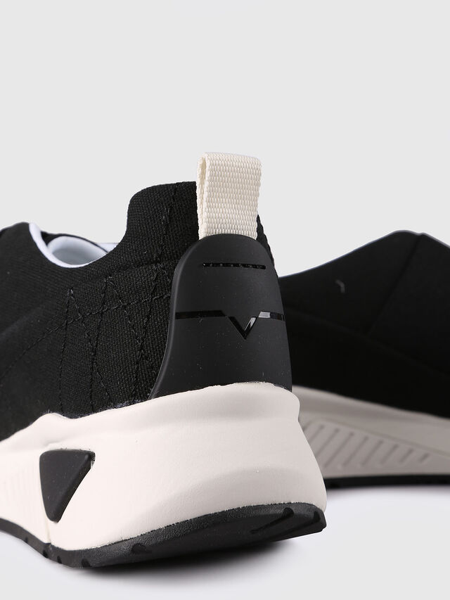Diesel - S-KB ELASTIC, Negro - Sneakers - Image 6