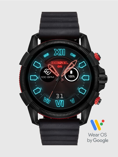 Diesel - DT2010, Negro - Smartwatches - Image 1