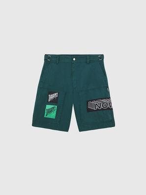 P-DUGA-SHO, Verde Oscuro - Shorts
