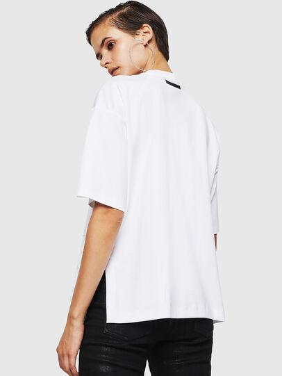 Diesel - TELIX, Blanco - Camisetas - Image 2