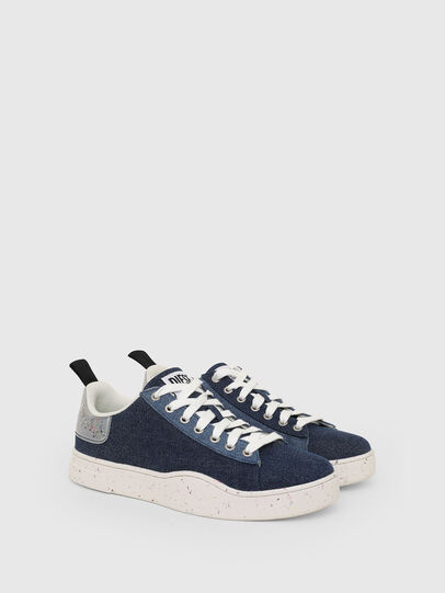 Diesel - S-CLEVER LOW LACE, Azul - Sneakers - Image 2