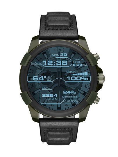 Diesel - DT2003, Verde Militar - Smartwatches - Image 2