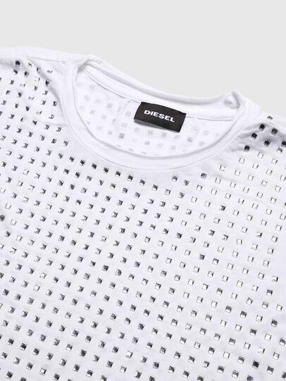 Diesel - TJRATY, Blanco - Camisetas y Tops - Image 3