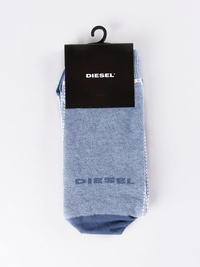 Diesel - SKM-RAY, Azul Claro - Calcetines - Image 1