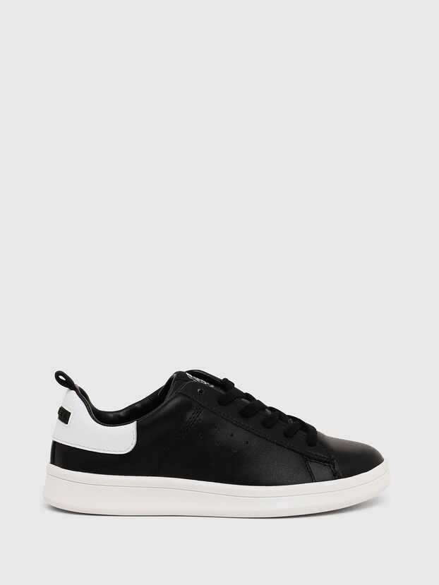 SN LOW LACE 11 FULL, Negro/Blanco - Calzado