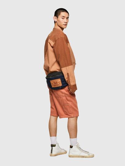 Diesel - D-FRANKY-SHORT-SP, Naranja - Shorts - Image 5
