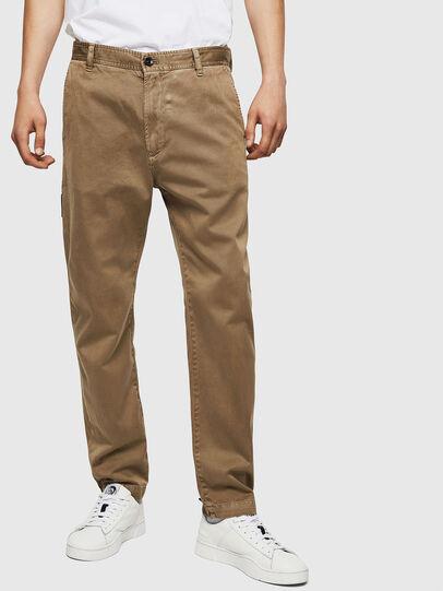 Diesel - P-JARED, Beige - Pantalones - Image 1