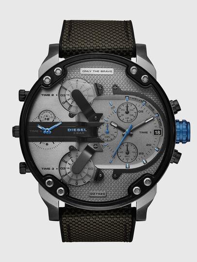 Diesel - DZ7420, Negro/Azul - Relojes - Image 1