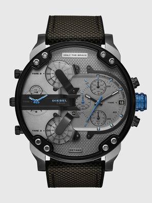 DZ7420, Negro/Azul - Relojes