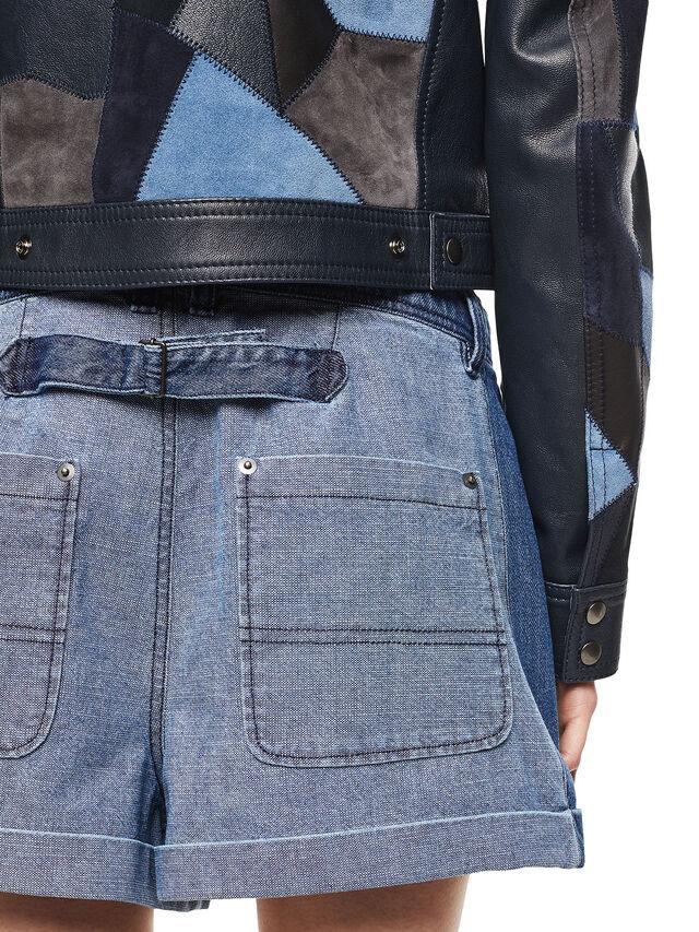 Diesel - SHANTELLE, Blue Jeans - Shorts - Image 4