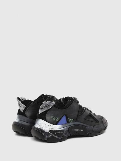 Diesel - S-KIPPER SP, Negro - Sneakers - Image 3