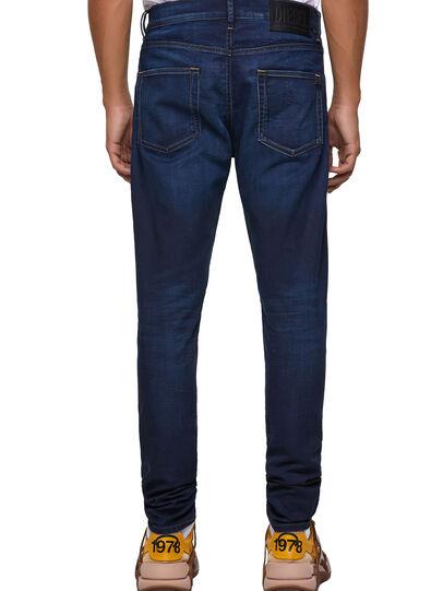 Diesel - D-Strukt JoggJeans® 069WS, Azul Oscuro - Vaqueros - Image 2