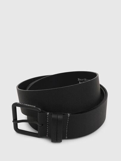 Diesel - B-LOED, Negro - Cinturones - Image 2