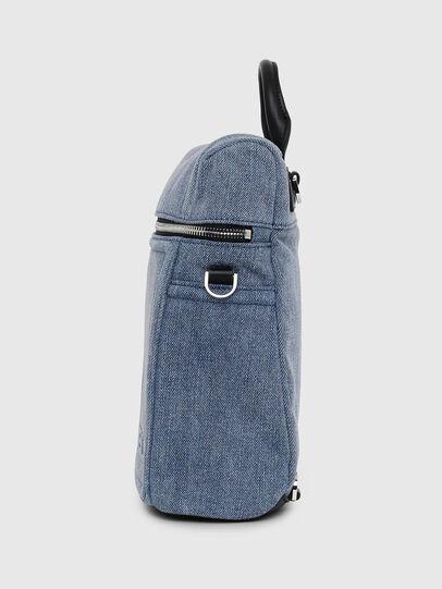 Diesel - ERACLEA II, Blue Jeans - Mochilas - Image 3